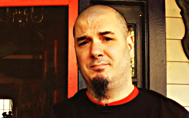 At Home With Philip Anselmo Video Down