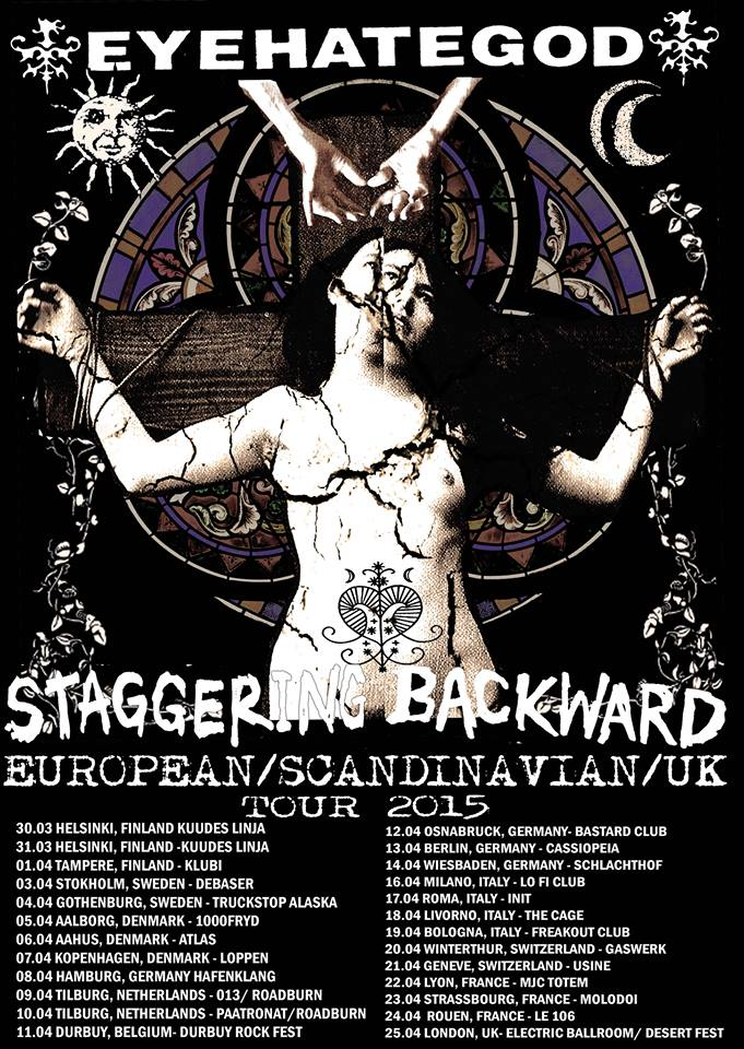 EYEHATEGOD TOUR 2015