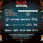 DOWNLOAD 2016 Line-up